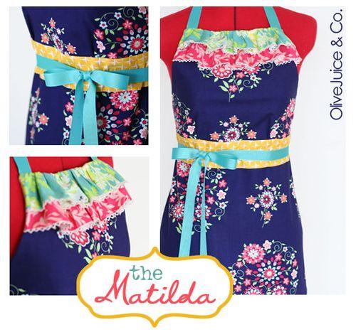 Matilda-Apron